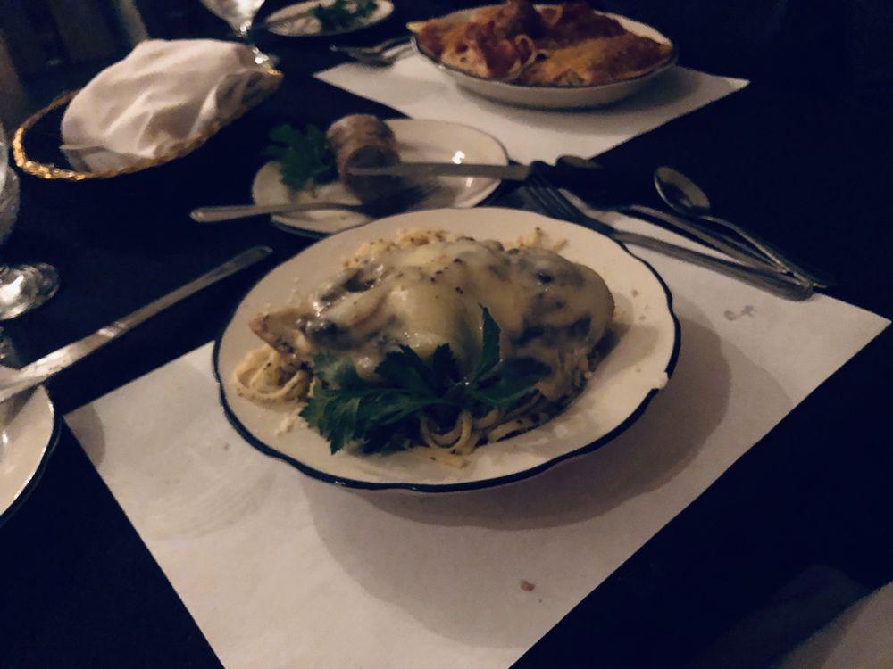Talianos Italian Restaurant: 201 N 14th St, Fort Smith, AR