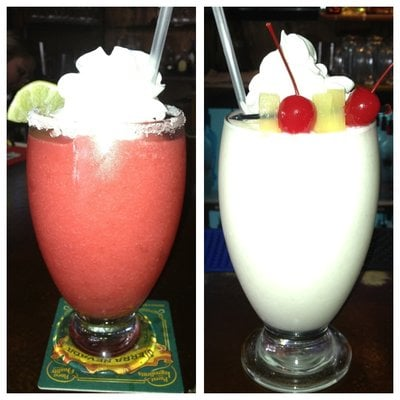 The draft restaurant sports bar fresh fruity tropical Good fruity drinks to get at a bar