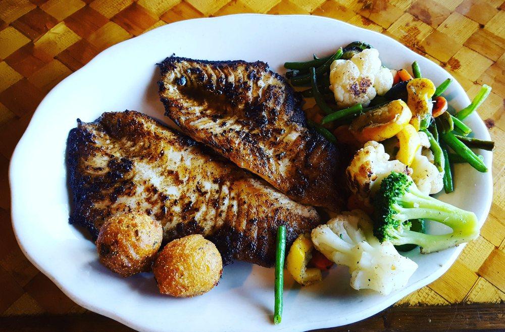 Tiki Restaurant Lounge and Marina: 3212 Mary Walker Dr, Gautier, MS