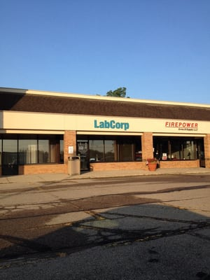 Labcorp 721 Reading Rd Mason, OH Medical Labs - MapQuest
