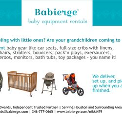 Photo Of Babierge Baby Rentals   Sugar Land, TX, United States