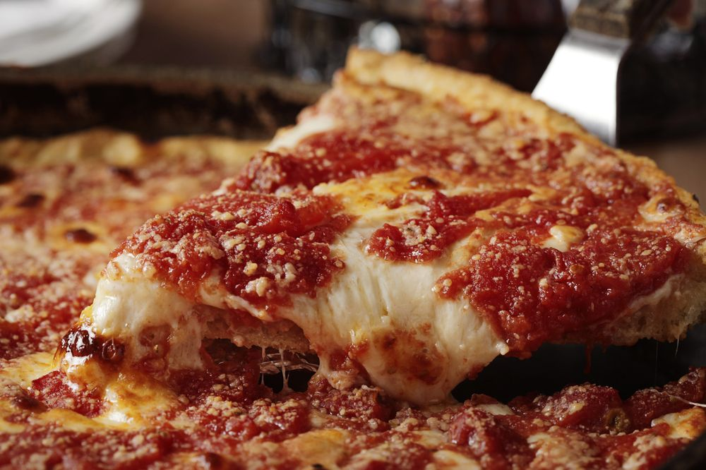 Lou Malnati's: 7550 Broadview Village Square, Broadview, IL