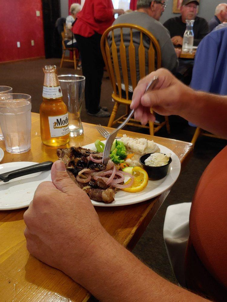 Shiloh Steakhouse: 5 S Veach St, Cortez, CO
