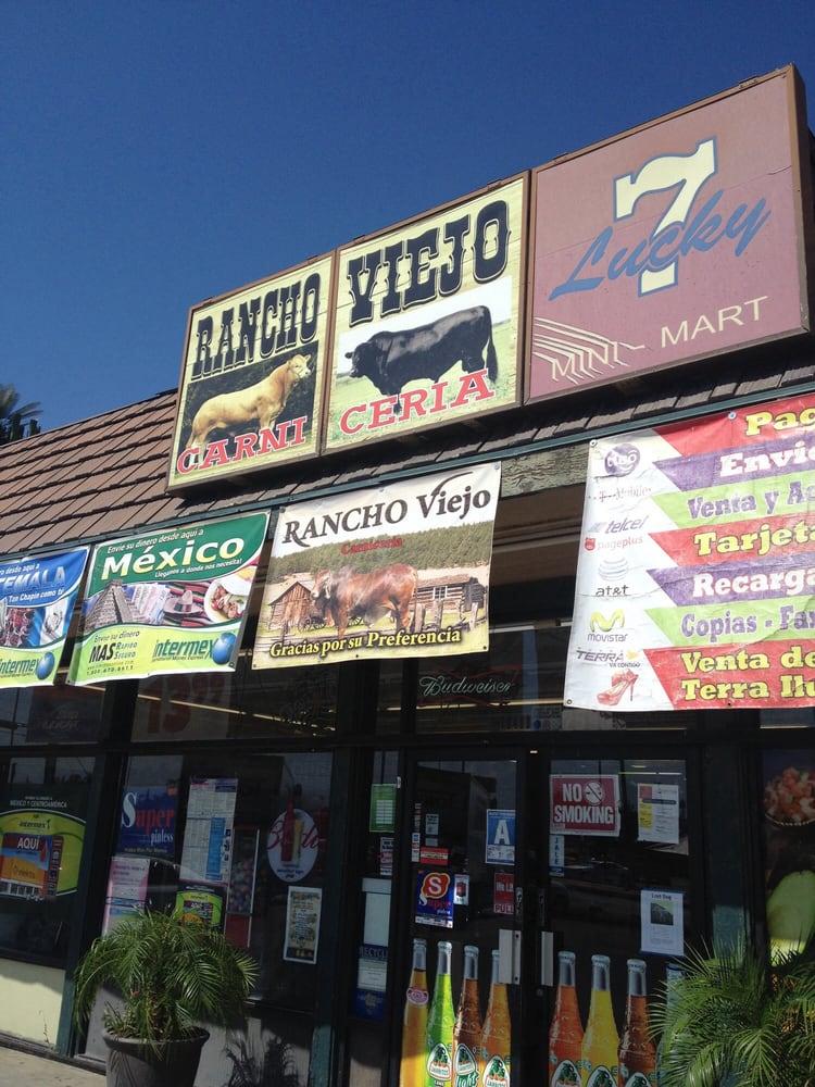 Carneceria Rancho Viejo: 10400 Main St, Lamont, CA