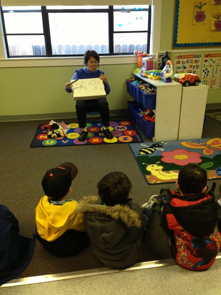 preschool in alameda ca ms shirley teaching the 3 year class about the solar 73917