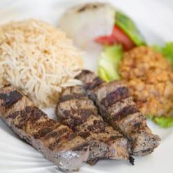 Halal boston a yelp list by wasim q for Ariana afghan cuisine menu