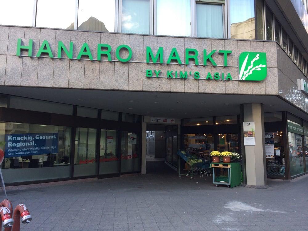 Hanaro Markt - Der asiatische Supermarkt in Düsseldorf für koreanische und japanische Produkte