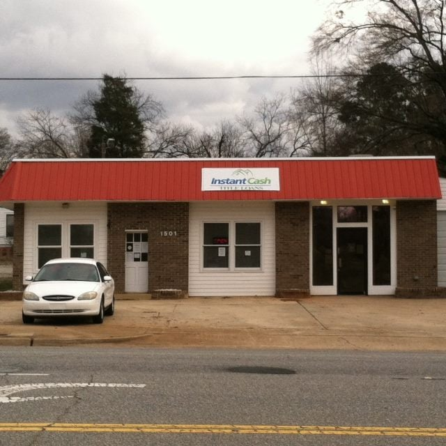 Instant Cash Title Loans: 1501 S Murray Ave, Anderson, SC