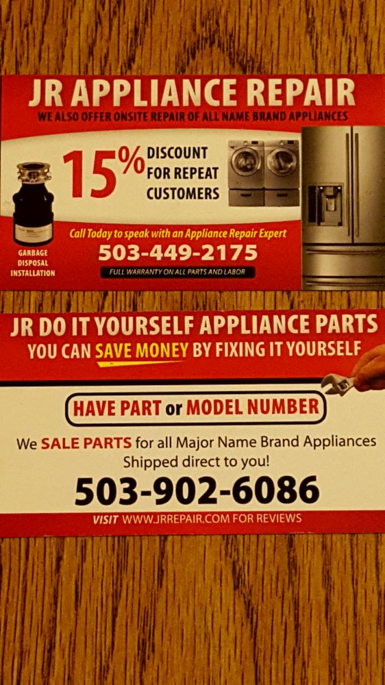Jr Repairs Installs 15 Reviews Liances Repair 7430 Ne Rodney Ave Piedmont Portland Or Phone Number Yelp