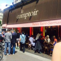 Photos for le comptoir yelp - Le comptoir du relais restaurant reservations ...