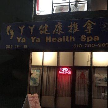 Asian massage and webster and oakland
