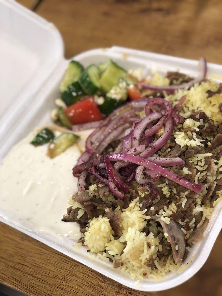 Sam's Mediterranean Cuisine