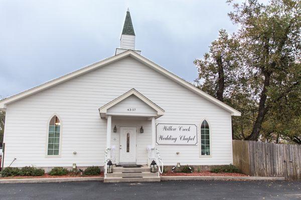 Willow Creek Wedding Chapel 4357 S Treadaway Blvd Abilene Tx Factory Outlets Mapquest