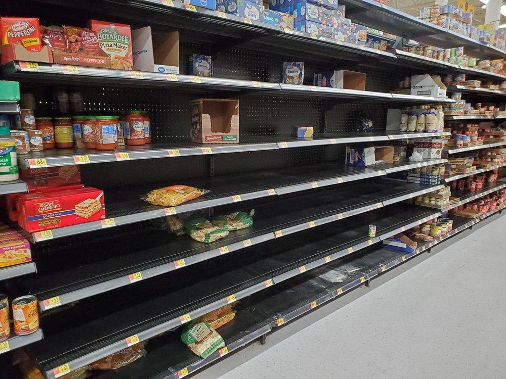 Walmart Supercenter: 700 James Madison Hwy, Warrenton, VA