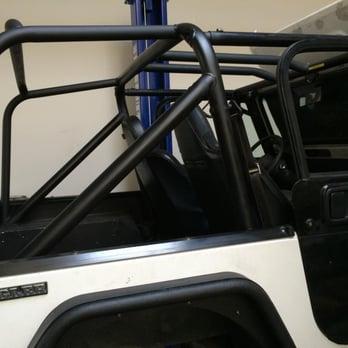 Hemi 5 7L engine in CJ7 - Yelp