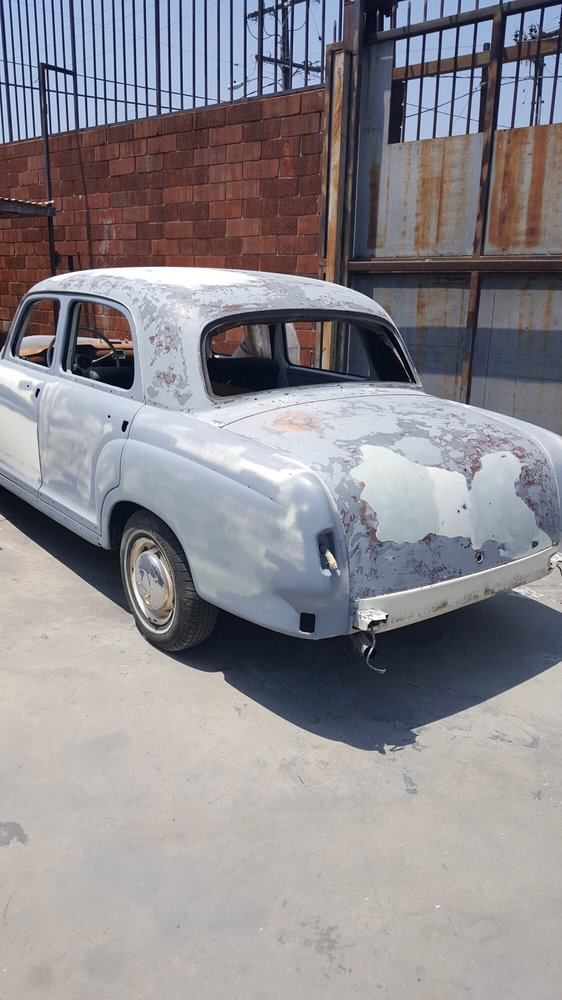Restore old car - Yelp