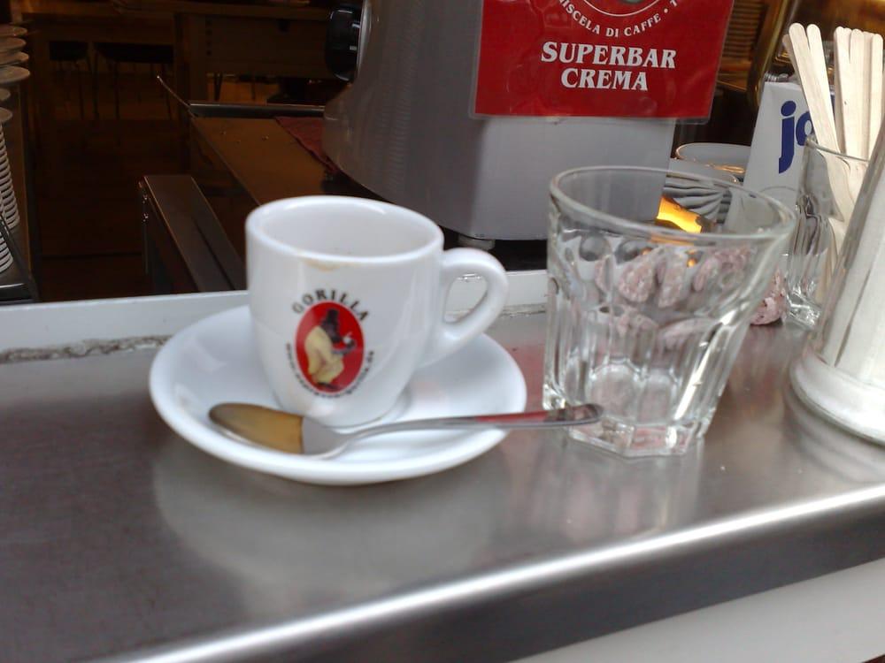 Gorilla Cafe Frankfurt Adresse