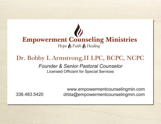 Empowerment Counseling Ministries - Get Quote - Counseling & Mental ...