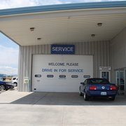 Our drive in Photo of Laramie Peak Motors - Wheatland, WY, United States