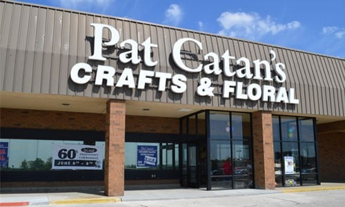 Pat catan s craft center art supplies 570 howe ave for Pat catan s craft center
