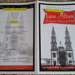 Breakfast Restaurants Los Altos Ca