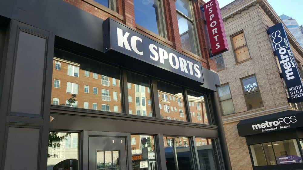 KC Sports: 1456 N High St, Columbus, OH