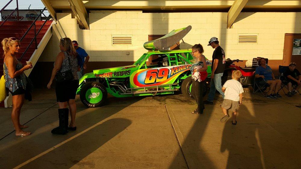 Merced Fairgrounds Speedway
