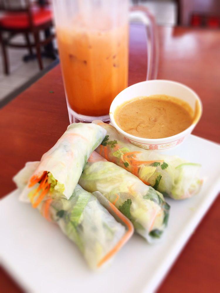 Siam Dish: 656 E Redlands Blvd, Redlands, CA