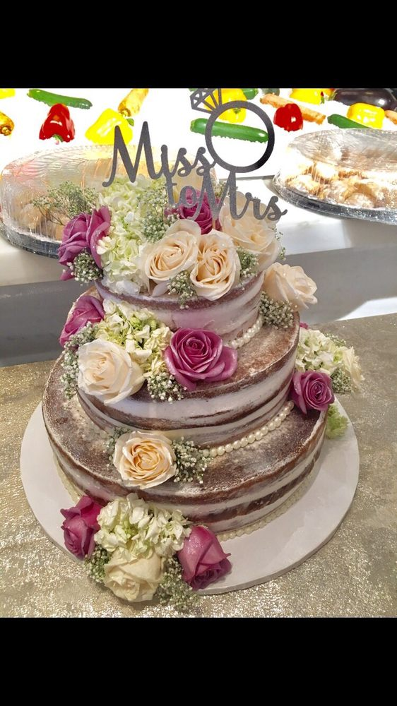 3 tier nude cake for bridal shower  Amazing! - Yelp