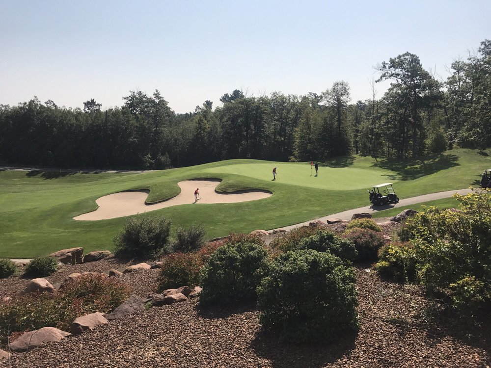 Golden Eagle Golf Club: 16146 W Eagle Lake Rd, Fifty Lakes, MN