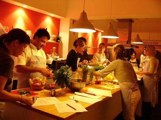 Cursos De Cocina En Barcelona | Escuela De Cocina Coquus Cooking Schools Barcelona Spain Yelp