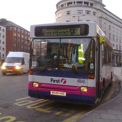 P O Of First Bristol United Kingdom First Buses