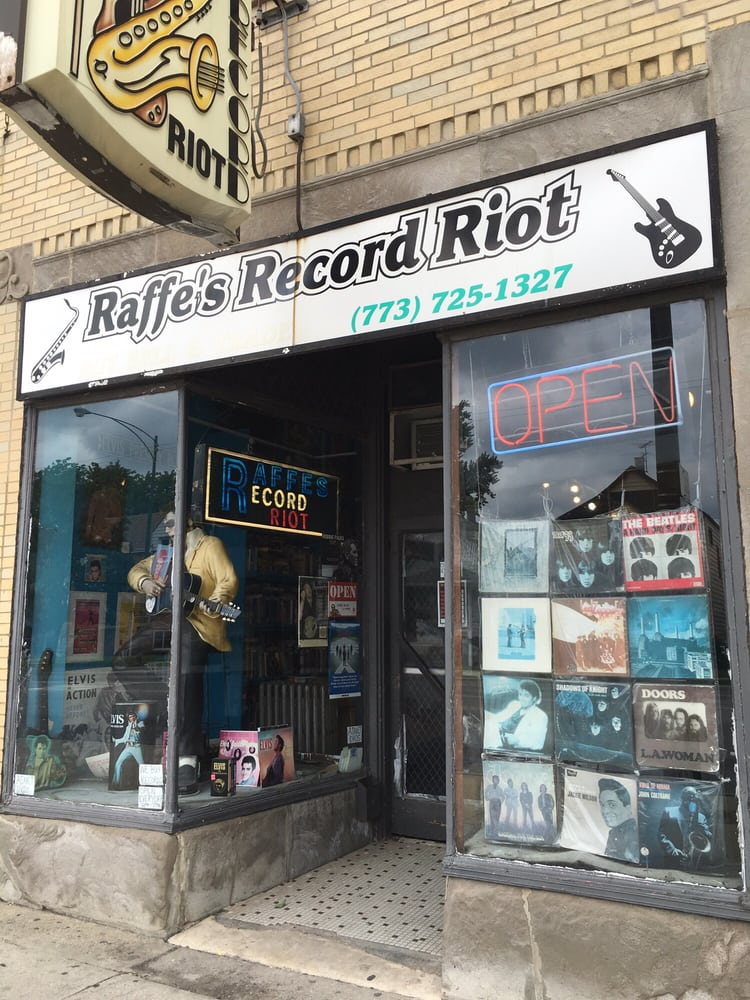 Raffe S Record Riot 18 Reviews Vinyl Records 4350 N