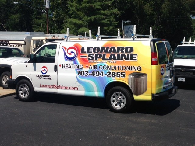 Leonard-Splaine Co Inc