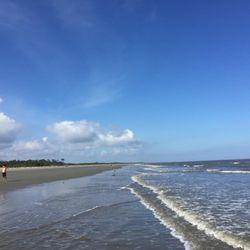 Photo Of Ossabaw Island Richmond Hill Ga United States Pristine Beach With