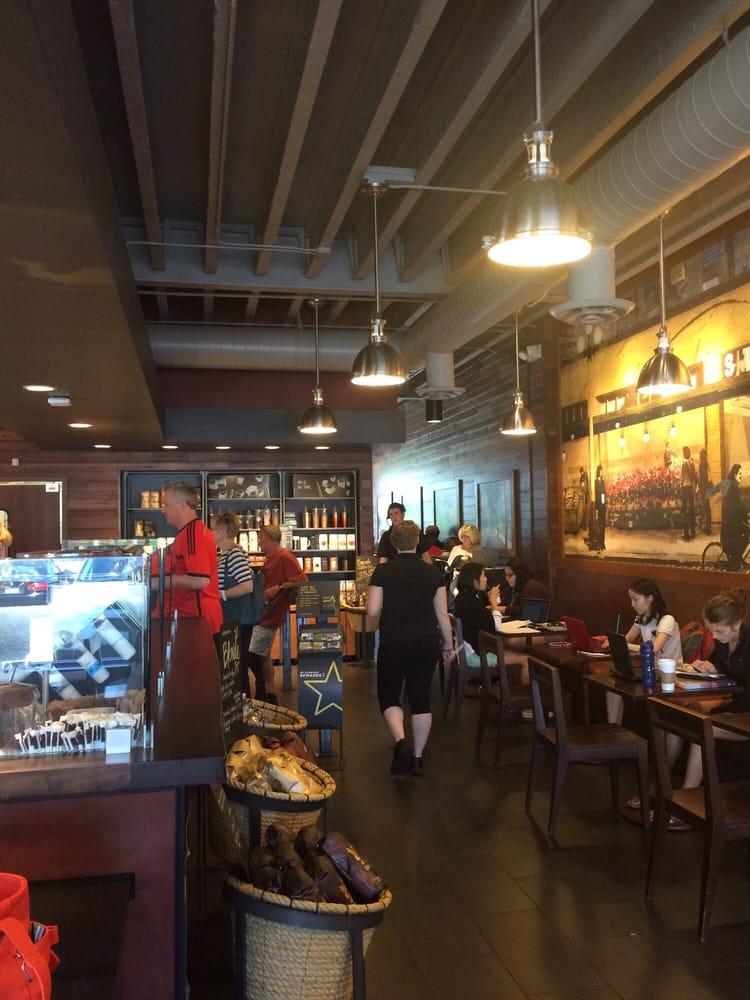 Starbucks 25 recensioni caff e t 2793 plymouth rd for Affitti della cabina di ann arbor michigan
