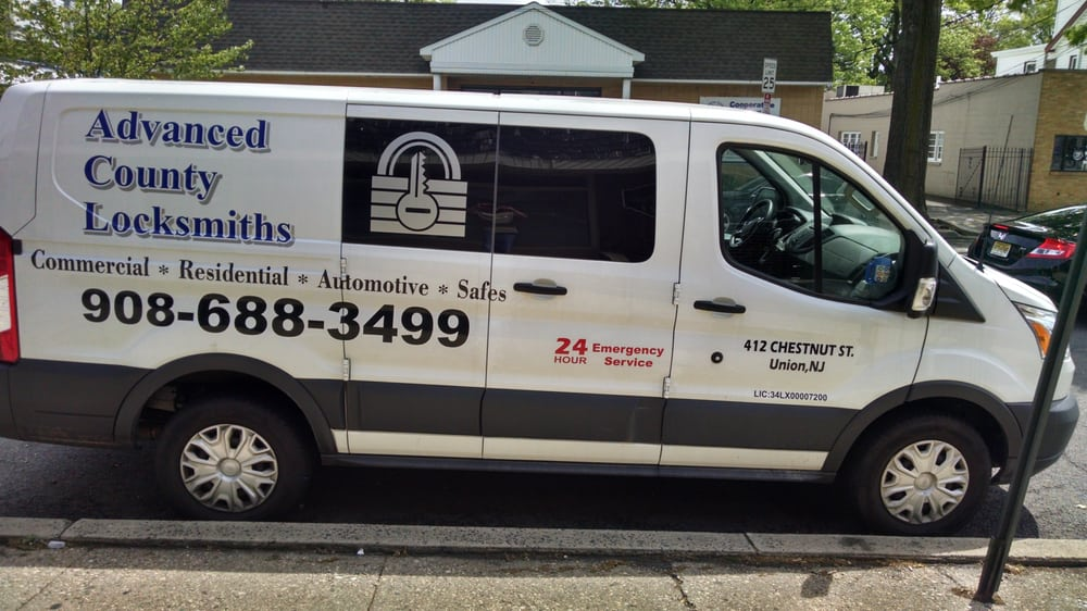 Advanced County Locksmiths