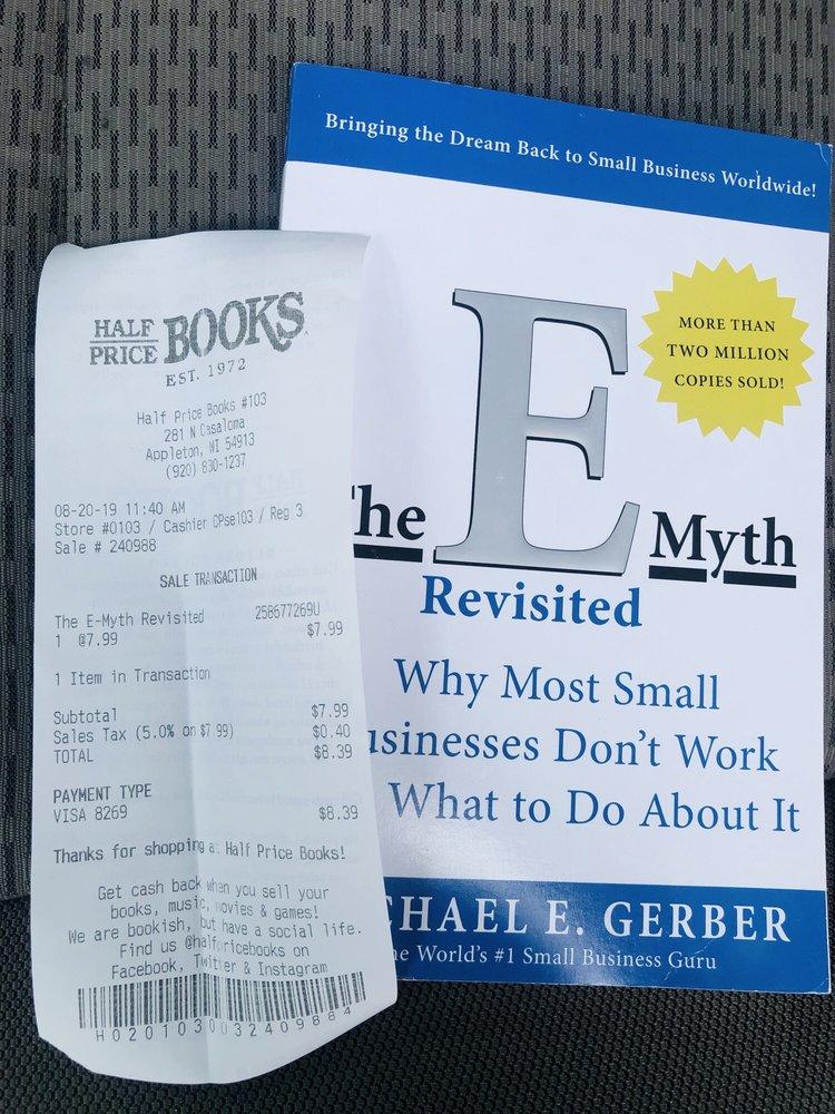 Half Price Books: 281 N Casaloma Dr, Appleton, WI