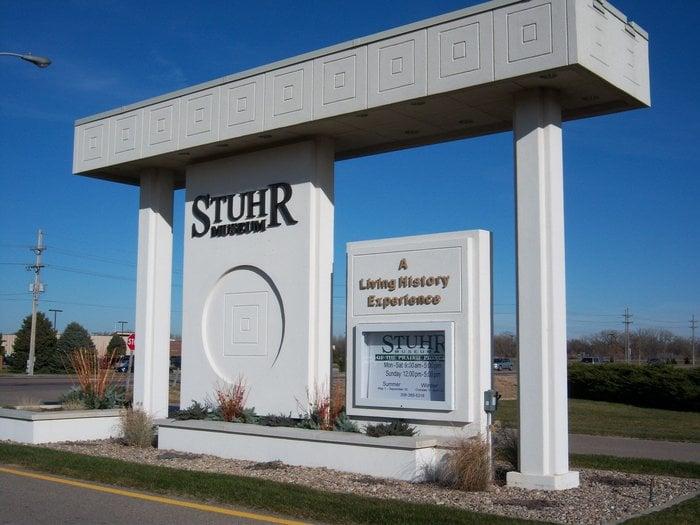 Stuhr Museum: 3133 W US Highway 34, Grand Island, NE