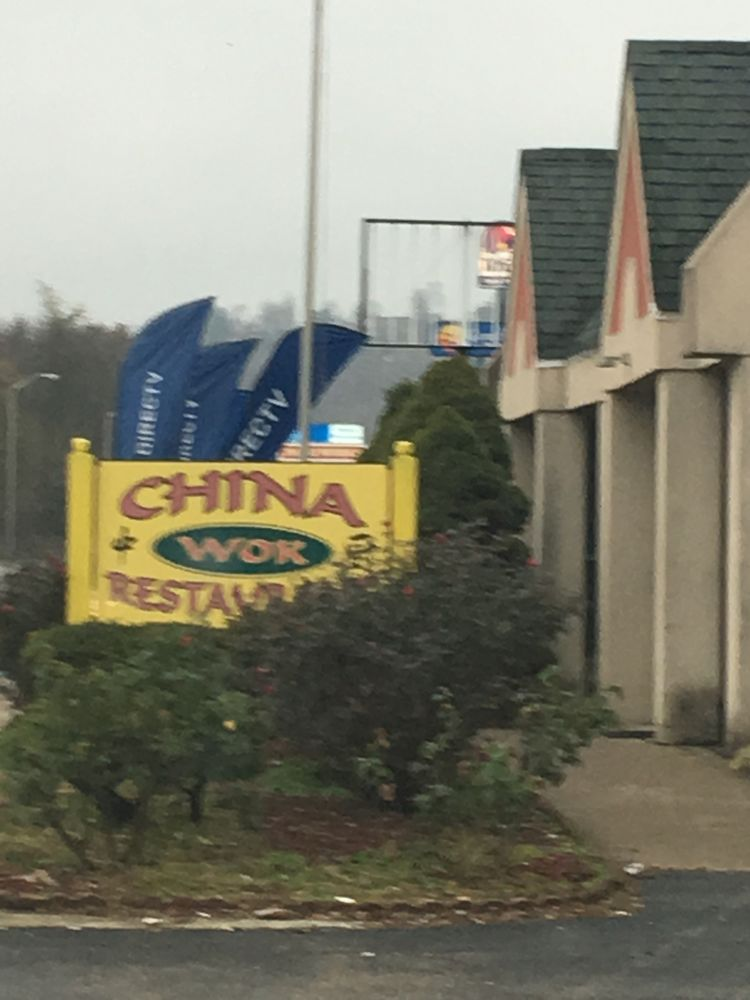 China Wok: 8308 Ohio River Rd, Wheelersburg, OH