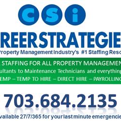 Career Strategies - Employment Agencies - 2560 Huntington Ave ...