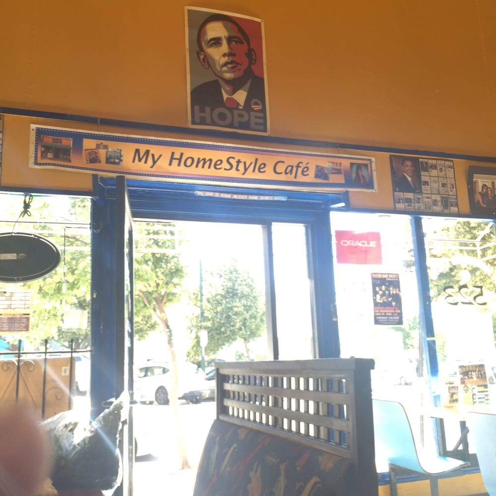 My Homestyle Cafe Vallejo Ca