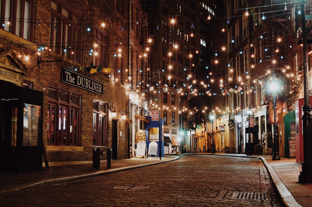 Photo of Stone Street Historic District - New York, NY, United States