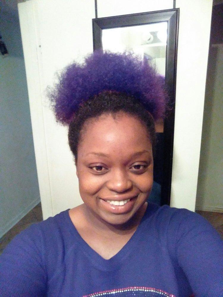 Salon de coiffure afro aux etats unis