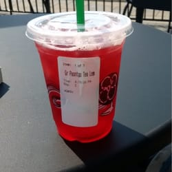 how to make passion tango tea from starbucks