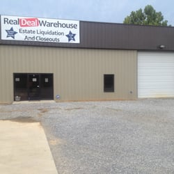 Real deal warehouse decora o 120 s kilby st for 37862 vessing terrace