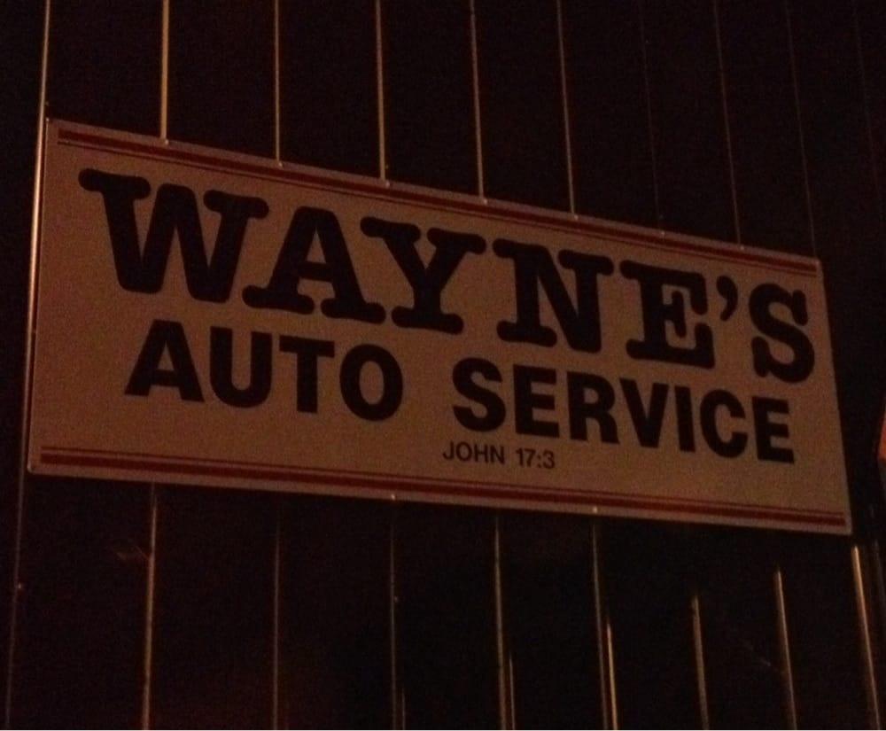 Wayne's Auto Service: 5350 W 130th St, Brook Park, OH