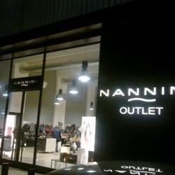 Nannini Outlet - Outlet Stores - Via Fratelli Cervi 57, Campi ...