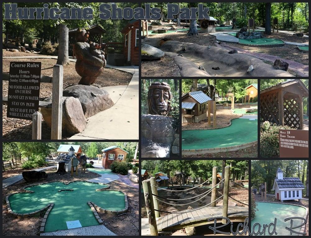 Hurricane Shoals Park: 416 Hurricane Shoals Rd, Maysville, GA