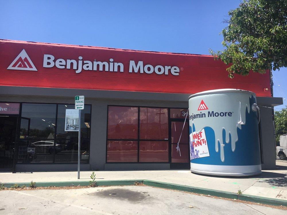 Benjamin Moore Creative Paint: 3159 Alum Rock Ave, San Jose, CA